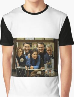 cast of himym Graphic T-Shirt
