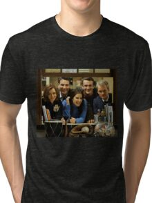 cast of himym Tri-blend T-Shirt