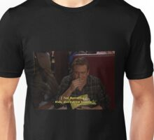 marshall eriksen Unisex T-Shirt
