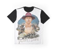 Macklemore & Ryan Lewis Tour AMR2 Graphic T-Shirt