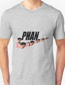 Phan ( Dan and Phil ) Nike Meme T-Shirt