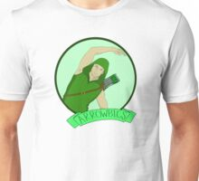 Green Arrow loves Arrowbics Unisex T-Shirt