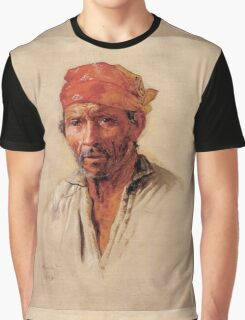 Portrait from Sao Paulo, 1880s Graphic T-Shirt