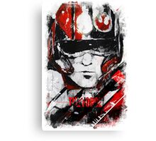 The Force Canvas Print