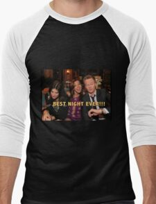 robin, lily and barney (best night ever)  T-Shirt
