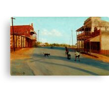 Ravenswood Cricket Canvas Print