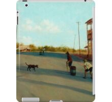 Ravenswood Cricket iPad Case/Skin