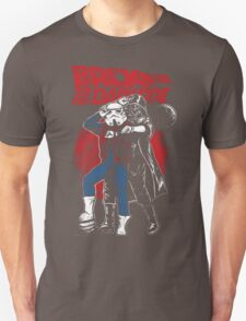 Star Wars & Back to the future - Back to the darkside T-Shirt