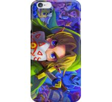 Legend of Zelda let the Journey Begin iPhone Case/Skin
