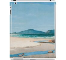 Guarujá Seascape  iPad Case/Skin