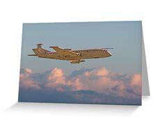 Nimrod - Maritime Patrol Aircraft Greeting Card