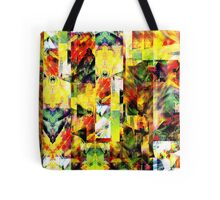 Abstract Patterns [Digital Illustration] Tote Bag