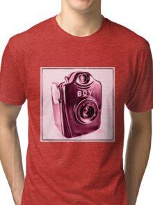 Pink Boy  Tri-blend T-Shirt