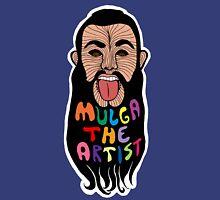 Mulga The Artist Portrait Doodle Unisex T-Shirt