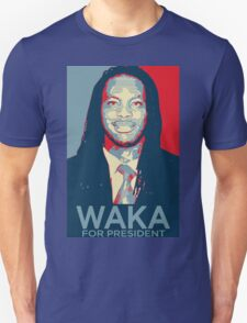 Waka flocka flame for president  (high quality) Unisex T-Shirt