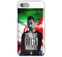 Mic Righteous Straight outta Margate/Britain/Iran iPhone Case/Skin