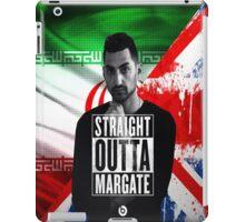 Mic Righteous Straight outta Margate/Britain/Iran iPad Case/Skin