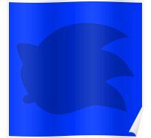 Smash Sonic Icon Poster