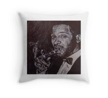 Mike Epps Throw Pillow