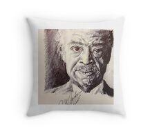 Al Sharpton Throw Pillow