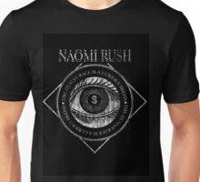 Naomi Rush - Curious Breed Print Unisex T-Shirt