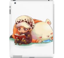 Studying Trafalgar iPad Case/Skin