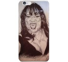 Jackee Harry iPhone Case/Skin