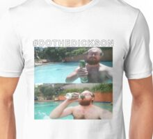 #DOTHEDICKSON Unisex T-Shirt