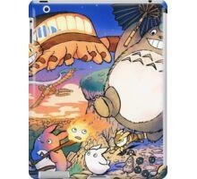 Studio Ghibli Moonlit Party iPad Case/Skin