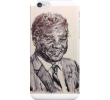 Mayor Harold Washington iPhone Case/Skin