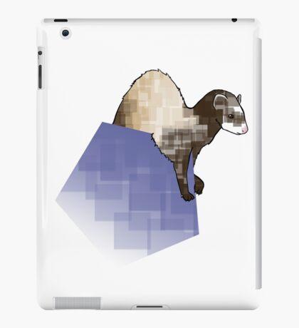 Pixel Ferret iPad Case/Skin