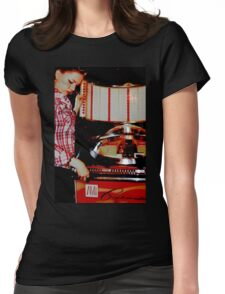Imelda May - Jukebox Womens Fitted T-Shirt