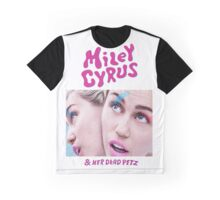 Miley Cyrus & Her Dead Pets AMR (4) Graphic T-Shirt