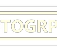 Photographer (Useful Design) Sticker
