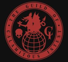 The Guild of Calamitous Intent - The Venture Brothers by Chairboy