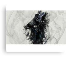 Dishonored 2 - Smoke Canvas Print