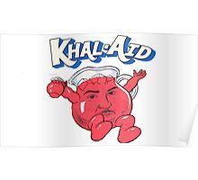 Dj Khaled - Khal-Aid Poster
