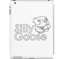 Silly Goose iPad Case/Skin