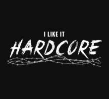 """""""I Like it Hardcore"""" by Tane Nikora"""