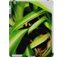Close up jungle iPad Case/Skin