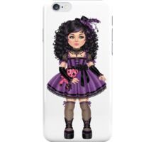 Little Goth iPhone Case/Skin