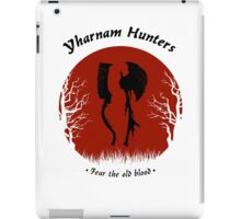 Bloodborne Yharnam Hunter iPad Case/Skin