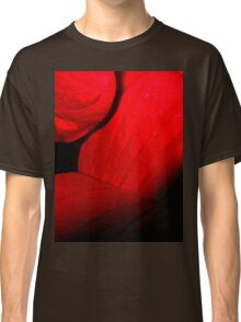 Romantic red leaves Classic T-Shirt