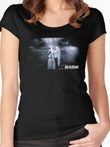 Don't Blink - Weeping Angel Women's Fitted Scoop T-Shirt