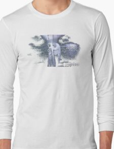 Don't Blink - Weeping Angel Long Sleeve T-Shirt