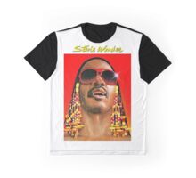 Songs In The key Of Life stevie wonder Tour AMR (3) Graphic T-Shirt