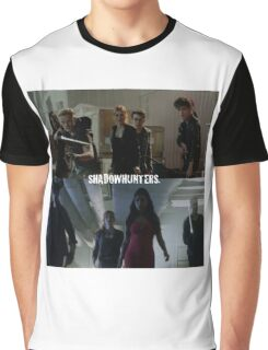 Shadowhunters  Graphic T-Shirt