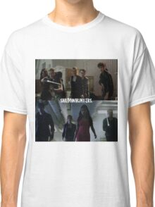 Shadowhunters  Classic T-Shirt