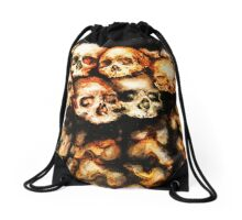 The Skull Collection Drawstring Bag