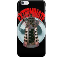 Exterminate - Dalek iPhone Case/Skin